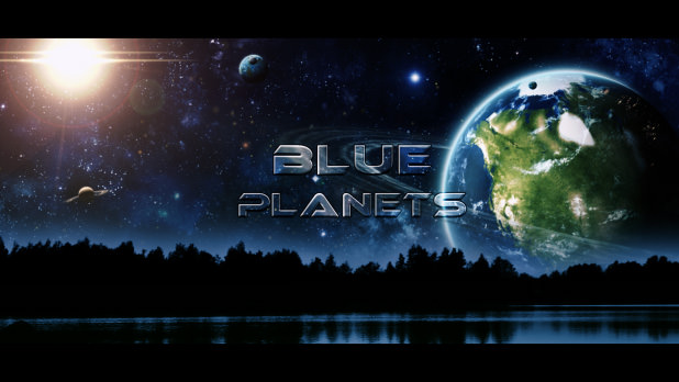 Blue Planets - 3